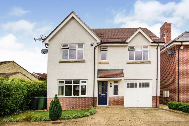 Thumbnail Detached house for sale in Kings Meadow, Charfield, Wotton-Under-Edge