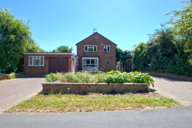 Thumbnail Detached house for sale in Nightingale Avenue, Cambridge