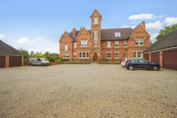 Thumbnail Flat to rent in Cliftonthorpe, Ashby De La Zouch