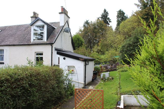 Thumbnail Semi-detached house for sale in Shore Road, Clynder