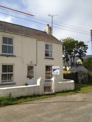 Thumbnail Detached house to rent in Treffynnon, Haverfordwest