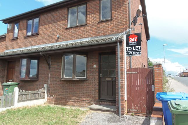 Thumbnail Terraced house to rent in The Croft, Retford