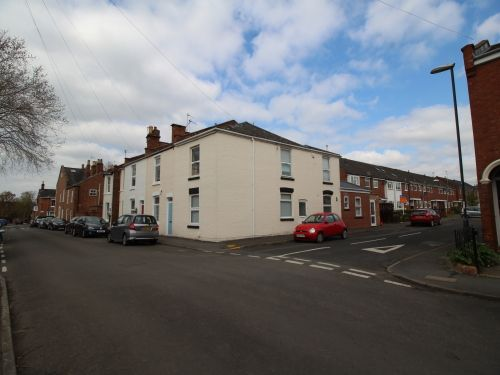 Thumbnail Terraced house to rent in Comyn Street, Leamington Spa