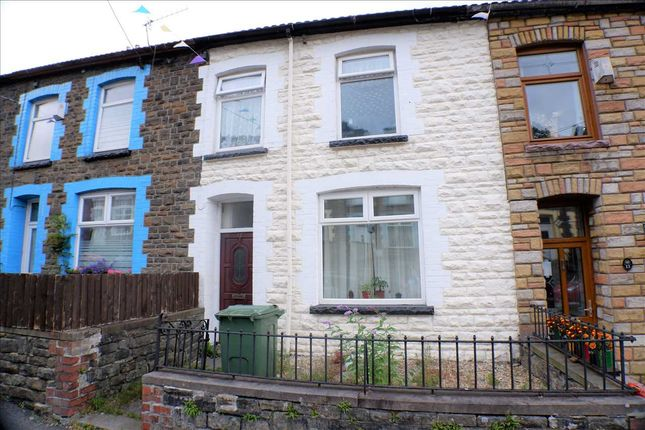 Thumbnail Terraced house for sale in Vivian Street, Tylorstown, Ferndale