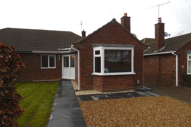 Thumbnail Semi-detached bungalow to rent in The Steynings, Peterborough, Cambridgeshire