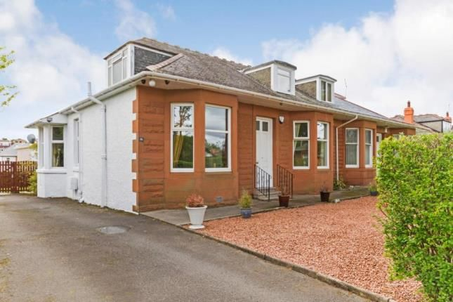 Thumbnail Bungalow for sale in Briar Road, Glasgow, Lanarkshire