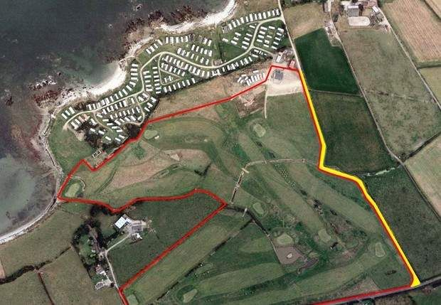 Thumbnail Retail premises for sale in Ardminnan Golf Course, Portaferry, Portavogie, County Down