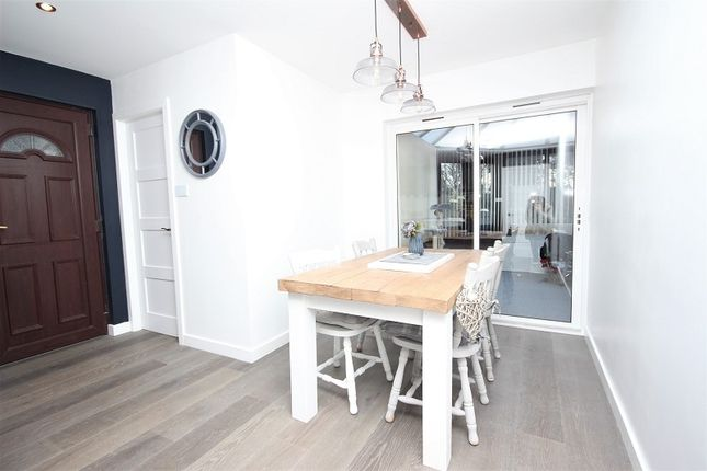 Dining Area of Barnsdale 12 Resaurie, Inverness IV2