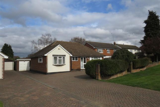 Thumbnail Bungalow to rent in Leverstock Green Road, Hemel Hempstead