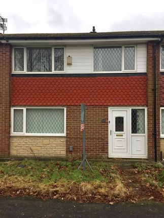 Thumbnail Terraced house to rent in Ridding Close, Offerton, Stockport