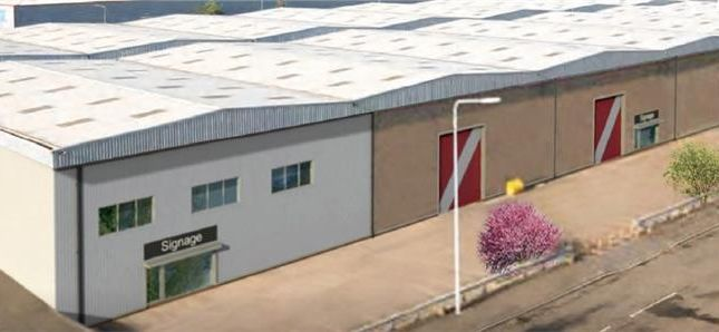 Thumbnail Warehouse to let in Eldon Way, Crick, Northampton