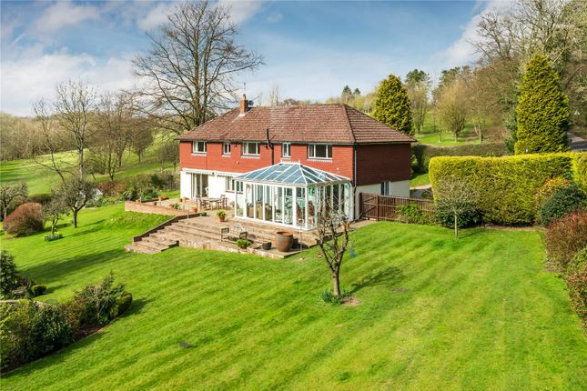 Thumbnail Detached house for sale in Gangers Hill, Woldingham, Surrey