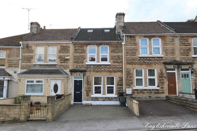 Thumbnail Terraced house for sale in Englishcombe Lane, Kingsway, Bath