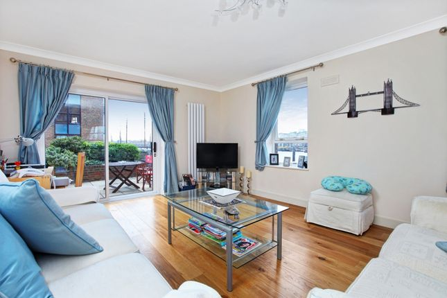 Thumbnail Flat to rent in Tower Bridge Wharf, St. Katharines Way, London