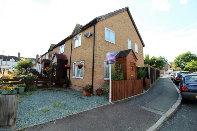 Thumbnail End terrace house for sale in Hoddesdon Rd, Belvedere