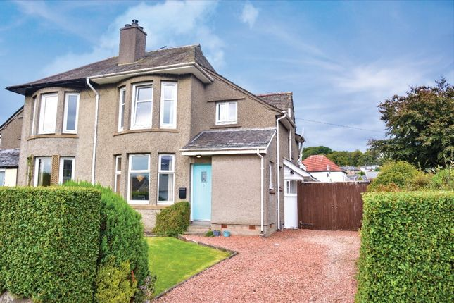 Thumbnail Semi-detached house for sale in Easter Cornton Road, Causewayhead, Stirling