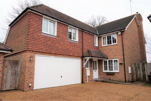 Thumbnail Detached house for sale in Berners Court Yard, Wadhurst
