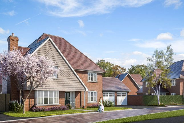 "Thumbnail Property for sale in ""The Mulberry"" at Wren Drive, Finberry, Ashford"