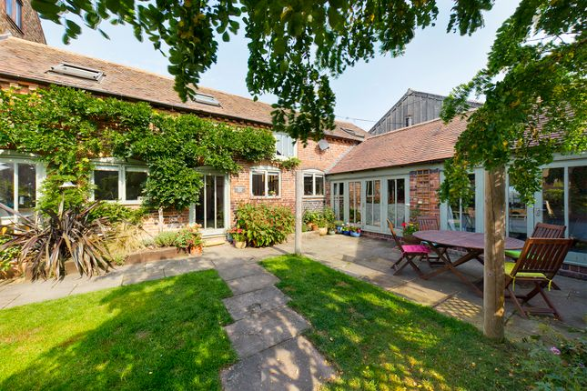 Thumbnail Barn conversion for sale in Cleobury Road, Bewdley
