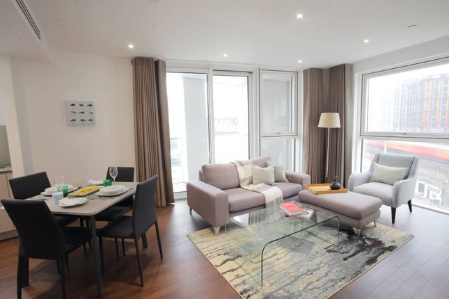 Thumbnail Flat to rent in Wandsworth Road, London