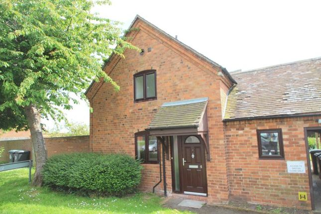 Thumbnail End terrace house for sale in Smiths Close, Bidford-On-Avon, Alcester