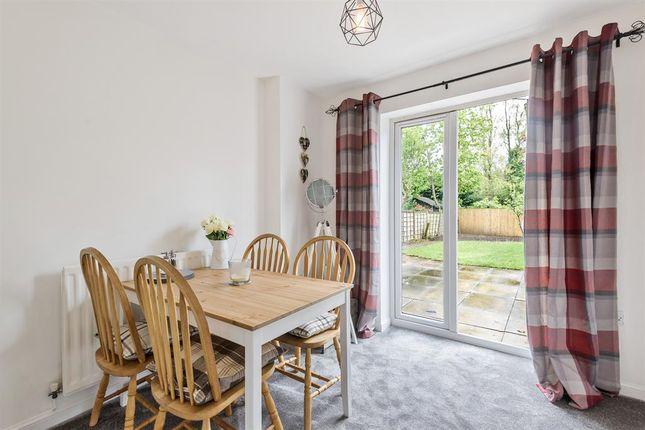 Dining Room of The Paddock, Wilberfoss, York YO41