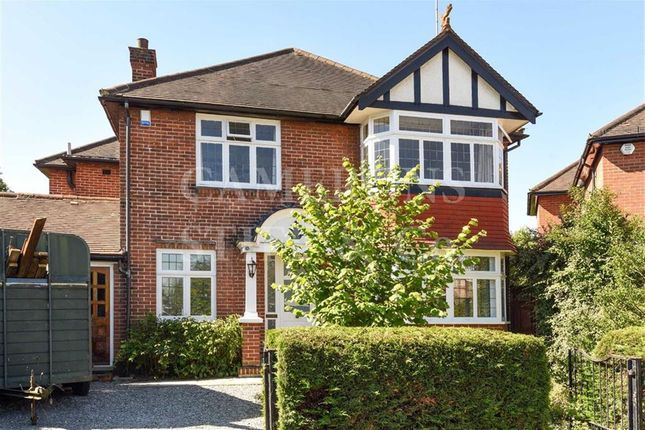 Thumbnail Detached house to rent in Tracey Avenue, Willesden Green, London