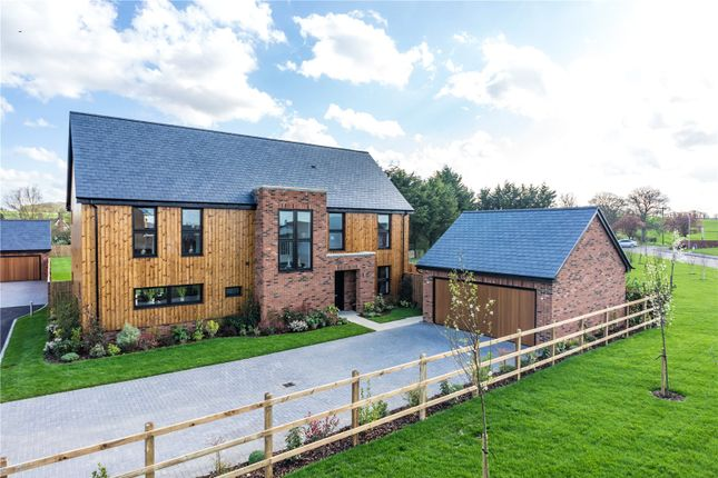 Thumbnail Detached house for sale in Mulberry Gardens, Station Road, Ashwell, Baldock, Hertfordshire