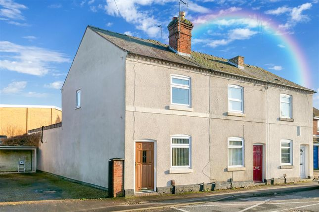 Thumbnail End terrace house for sale in Crooks Lane, Studley