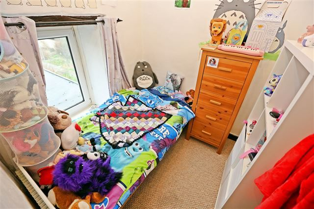 Bedroom Three of Long Row, Treforest, Pontypridd CF37