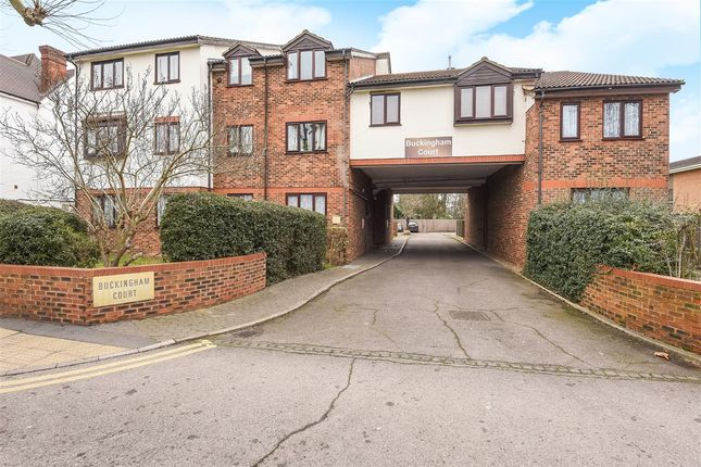 Thumbnail Flat for sale in Buckingham Court, Kingston Road, Staines