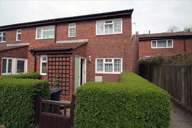 Thumbnail End terrace house for sale in Kiln Walk, Redhill