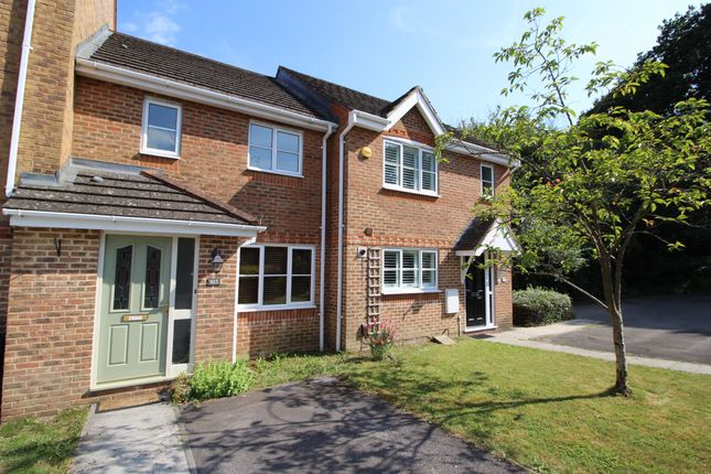 Thumbnail Terraced house for sale in Morgan Le Fay Drive, Chandlers Ford, Eastleigh