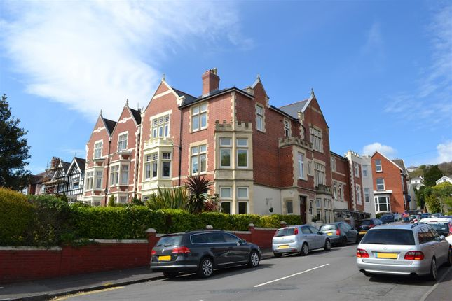 Thumbnail Flat for sale in 2 Uplands Crescent, Uplands, Swansea