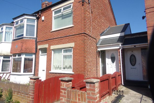Thumbnail Flat to rent in Nixon Terrace, Blyth