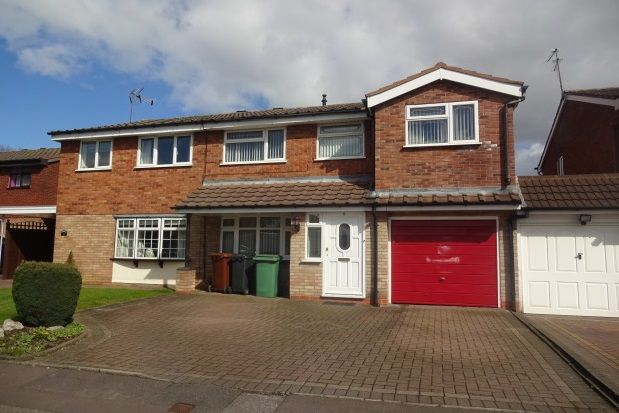 Thumbnail Property to rent in Amberwood Close, Willenhall