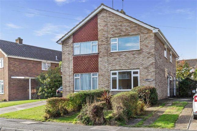 Thumbnail Semi-detached house for sale in Cradlebridge Drive, Willesborough, Kent