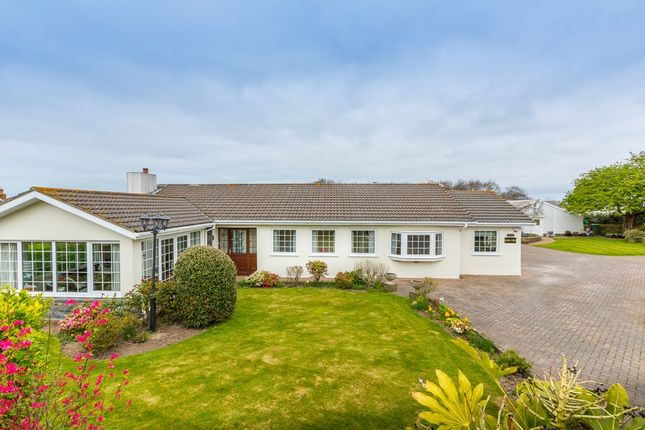 Thumbnail Detached bungalow for sale in Les Nouettes, Forest, Guernsey