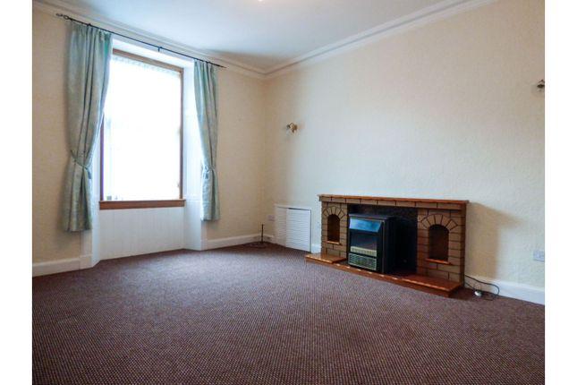Lounge of Glebe Place, Burntisland KY3