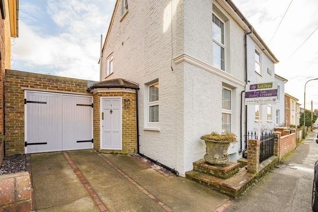 3 bed semi-detached house for sale in Springfield Road, Southborough, Tunbridge Wells