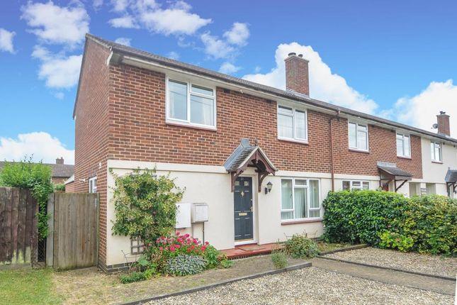 Thumbnail End terrace house to rent in Ambrosden, Oxfordshire