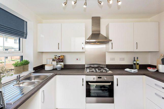 Kitchen of Wood Close, Kirkham, Lancashire PR4