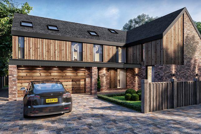 5 bed detached house for sale in Church Lane, Hambleton, Poulton-Le-Fylde FY6