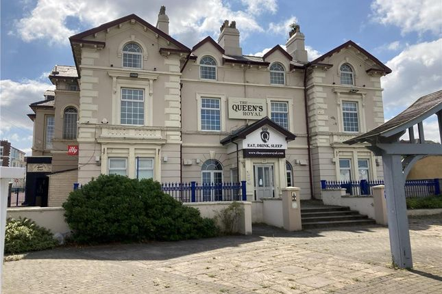 Thumbnail Land for sale in Former Queen's Royal Hotel, Marine Promenade, New Brighton, Wallasey, Merseyside