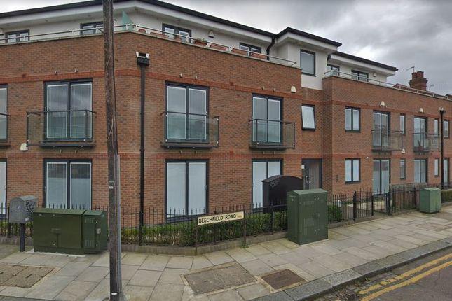 Thumbnail Flat to rent in Beechfield Road, London
