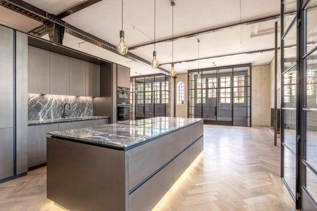 Thumbnail Flat for sale in Belsize Park Firehouse, Lancaster Grove, Belsize Park, London