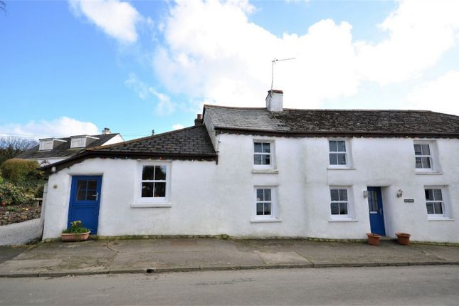 Thumbnail Cottage for sale in Well Street, Tregony, Truro, Cornwall