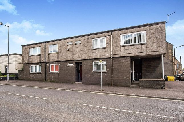 Thumbnail 2 bed flat for sale in Main Street, Bainsford, Falkirk