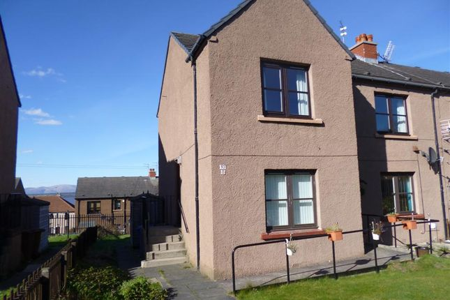 Thumbnail Flat to rent in Deanfield Crescent, Bo'ness, Falkirk