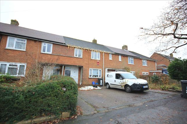 Thumbnail 3 bed terraced house to rent in Poole Lane, Kinson, Bournemouth